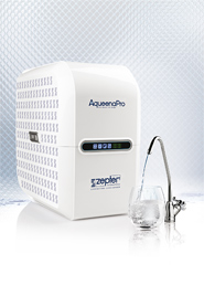 AqueenaPro є найбільш технологічно просунутою системою очищення води.