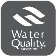 Якість води - завод-виробник AqueenaPro є членом асоціації якості води.